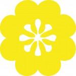 bloem geel